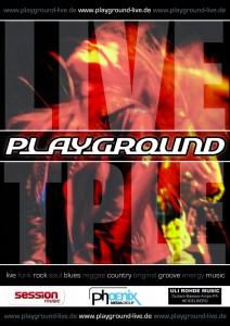 TPLE 84 - Playground & Guests @ Altes E-Werk | Neckargemünd | Baden-Württemberg | Deutschland